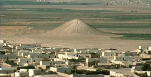 گور دسته جمعی سوریه؛ قدیمی ترین بنای یادبود جنگ در دنیا