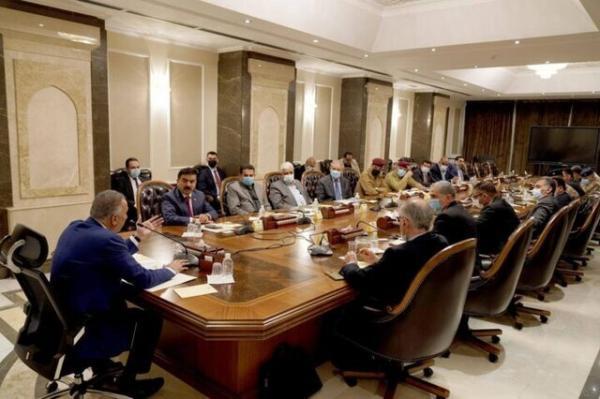 الکاظمی در جلسه فوق العاده شورای امنیت ملی: عراق میدان تسویه حساب ها نیست