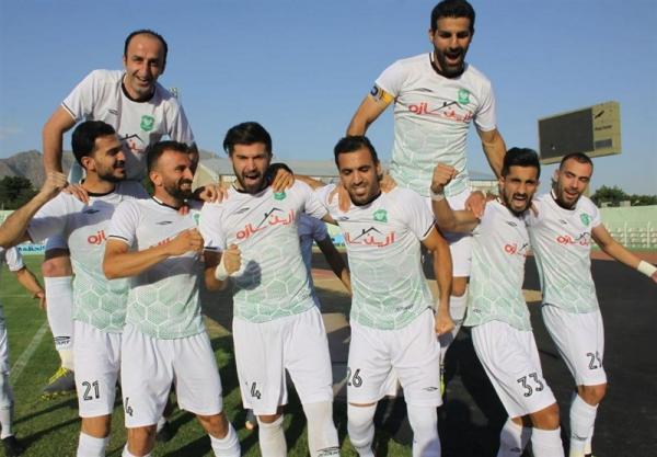 لیگ دسته اول فوتبال، پیروزی قاطعانه خیبر و صعود بادران به صدر جدول