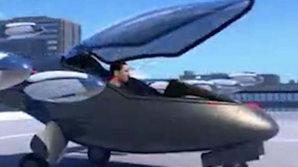 هواپیمای فوق سریع در حال ساخت
