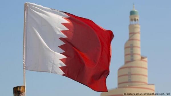 تور قطر: رونمایی قطر از کشتی جنگی نو، عکس